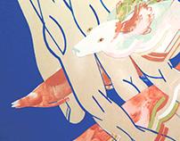 Caduta Blu