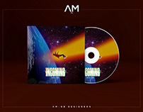 INCOMING | SINGLE COVER ART | | AM-98 DESIGNERS |
