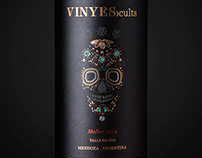 VINYES OCULT - Malbec / Packaging