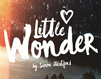 Little wonder font