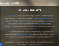 Weebly - Dr. Mark Plunkett
