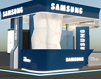 SAMSUNG Note 4 Booth
