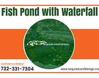 Designing the Perfect Backyard Fish Pond with Waterfall