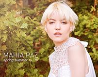 MahiaPaz . Spring Summer 15/16