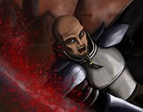 Defender - character design