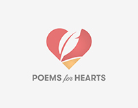 Poems for Hearts Logo