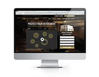 Advantage Gold Web Site