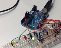 Arduino Uno - Stop watch