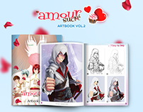 Amour Sucré Artbook volume 2