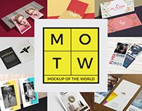 10 Free High Quality Flyers Mockup by MOTW