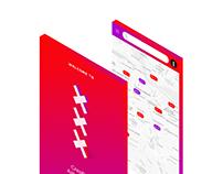 Creative Amsterdam - UX/UI (Adobe XD Contest)