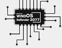 WindOS Defender 2077