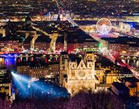 Lyon, city of lights - 8 Decembre 2015