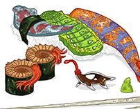 Prehistoric Sushi