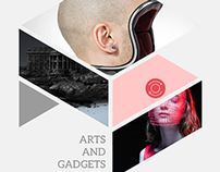 Arts And Gadgets 18-09-2015