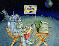 Lanier Computer poster