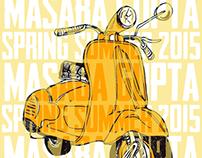 VISUAL MERCHANDISE- MASABA GUPTA SPRING/SUMMER 2015