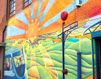 The Dillon Community Mural