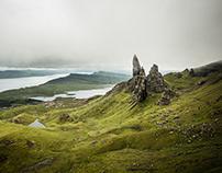 Wild Water - Scotland