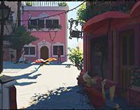 Concept Art Backgrounds