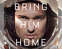 """""""The Martian"""" movie poster"""