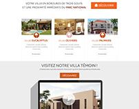 Jardins de la Pergola ( Site web )