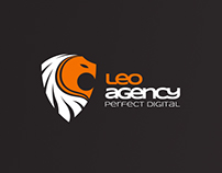 LEO Agency — Logo creation