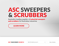 ASC Website | Design Concept