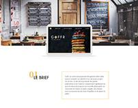 GOFFR - UX/UI design