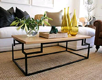 Ndalo coffee table