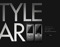 Samsung Style Bar