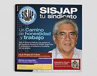 Revista SISJAP, tu sindicato Nº 1 (2013)