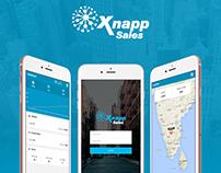 Xnapp Sales Report App
