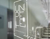 Redesign - Unipele Dermatologia.
