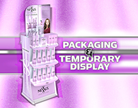 Packaging & Temporary Display
