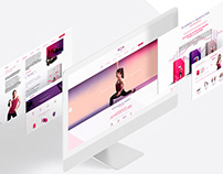 TIPS FOR FIT | Brand and web design | Fitness