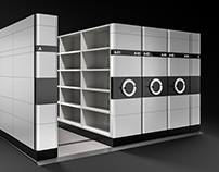 Archive Storage by WIZIO