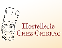 Logo Hostellerie Chez Chibrac
