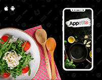 Appetito - Customer Food App