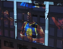 Nike: NBA Jersey || An Experiential Projection
