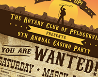 Rotary Club of Pflugerville: Casino Party 2016