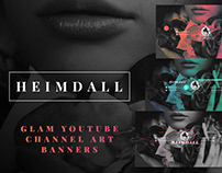Heimdall Youtube Channel Art Banners