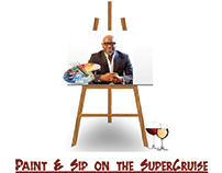 Graphic Design - Capital Jazz SuperCruise