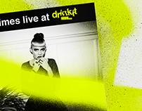 Drinkit — Branding