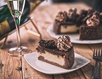 Fotografías de tartas para Pastelería Dolupa