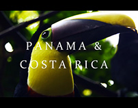 PANAMA & COSTA RICA 4k Cinematic