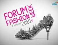 FORUM ISTANBUL - Fashion Week TVC