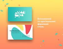 KIDDIUA | Brand Identity