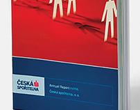 ČESKÁ SPOŘITELNA: biggest Czech bank annual reports
