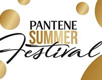 PANTENE: Summer Festival